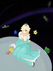 Rosalina : Packed the Jam by Luigi87
