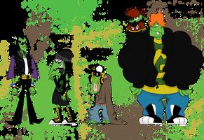 Ghetto Green by NinjaDP