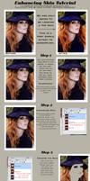 Enhancing Skin Tutorial by xiggy01x