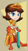 Daisy the Brave by Tannith