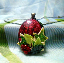 Christmas Pendant. by aldcord