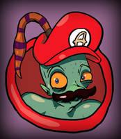 Mario/Oddworld: Super Abe Oddyssey by EggmanFan91
