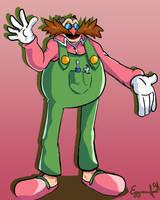 Sonic IDW : Mr. Tinker by EggmanFan91