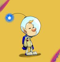Pikmin : Louie by EggmanFan91