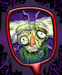 Psychonauts 2 : Agent Cruller by EggmanFan91