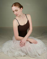 Woman Poised II by IQuitCountingStock