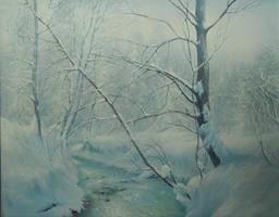 In winter by AwaaraC