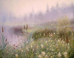 In the fog by AwaaraC