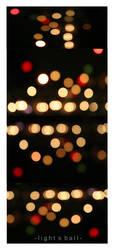 Lights ball by potretnaeunice