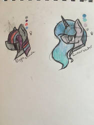 Headshot adopts by Steampunksrock