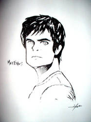 Max Evans by Roswell-Club