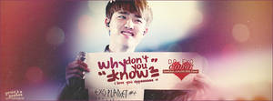 Quotes Kyungsoo - UP AND DOWN. by GenieDyo
