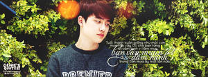 Quotes Kyungsoo - Forever Young. by GenieDyo