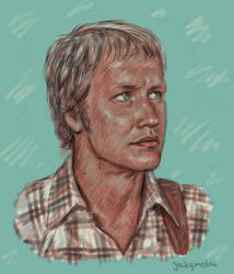 Hutch Sketch by Quinsarqua