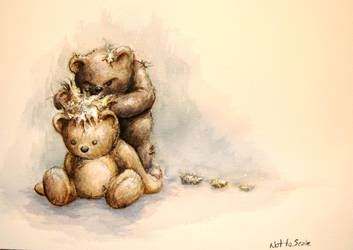 Teddy Bear Picnic by BobtheWonderLlama
