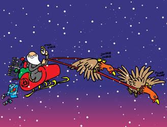 Happy Holidays! by MKnapik