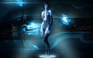 Cortana wallpaper by SweShadow90