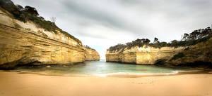 The Beach by heeeeman