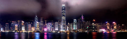 Hong Kong by heeeeman