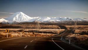 Road to Mordor by heeeeman