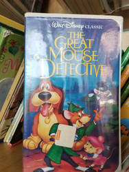 TGMD VHS by Mileymouse101