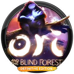Ori and the Blind Forest - Definitive Edition Icon by andonovmarko