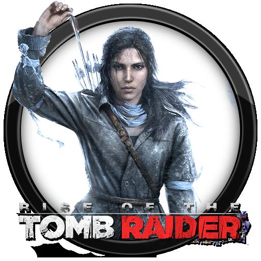 Tomb Rider Wallpaper: Rise Of The Tomb Raider Icon V3 By Andonovmarko On DeviantArt
