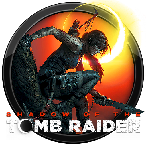 Tomb Rider Wallpaper: Shadow Of The Tomb Raider Icon By Andonovmarko On DeviantArt