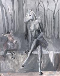 Mule WIP I by Avalik