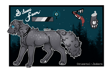 Imperial Jader- Silver Fawn [CLOSED] by Jendalee