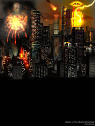 Hell City by DAVEAC1117