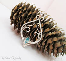 Elven Dream pendant by Lyriel-MoonShadow