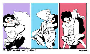Tipos de beso by ohmygiddyaunt