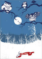 CHIRSTMAS CARD 2007 by Ethereal-Mind