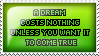 Dream Stamp by luneves