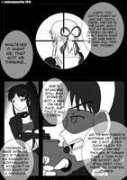 Comic: Gonna Kill Her 3 by HonooNoKarite