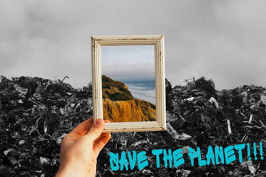 Save the planet by demida1984