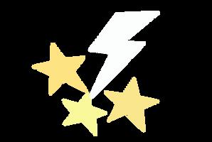 Lightning Dust Cutie Mark by TheMedic22