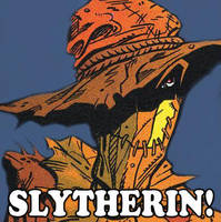 Scarecrow Sorting Hat Meme by ExtremEnigma0711