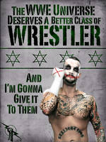CM Punk-Better Class of WRESTLER by ExtremEnigma0711