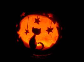 Halloween Sights by darkest-eyes