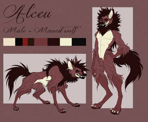 Alceu reference by HellCharm
