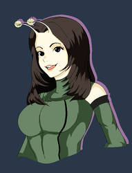 Mantis!! by RedShiheart