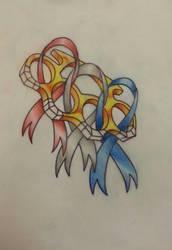 Fighting Cancer by BenFrazier