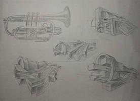 trumpet by 9Lion6