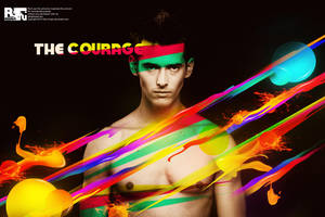 The Courage by rizign