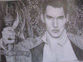 Jonathan Rhys Meyers by AwesomeNickname