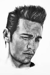James Franco by AwesomeNickname