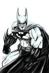 Batman by AwesomeNickname