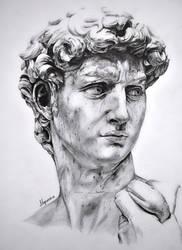 Michelangelo`s David by AwesomeNickname